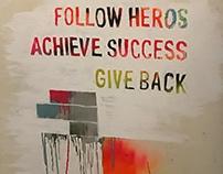 Follow heros