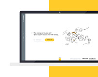 Landing Page for Translation Agency