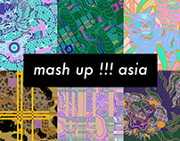 mash up !!! asia 2020 aw