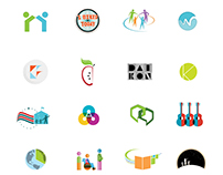 Select Logos and Icons