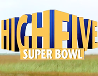 HIGH-FIVE: SUPER BOWL
