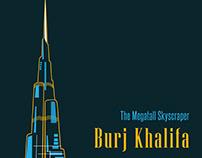 Burj Khalifa Infographic