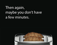 Turbo Toaster (Copywriting)
