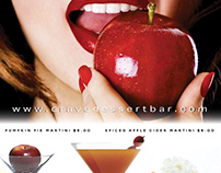 Crave Dessert Bar Ad