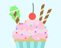 Android Sweets