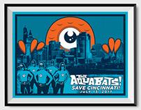 The Aquabats in Cincinnati