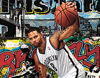 SPORTS ILLUSTRATED BROOKLYN URBAN COVERS