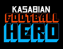 Kasabian / Umbro – Football Hero