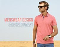 Menswear Design & Development | JadeBlue Lifestyle
