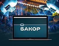 Bakor Website