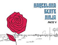 Barcelona Skate Ninja Parte 4