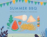 Cetaris Summer BBQ