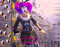 Fortnite Thumbnails