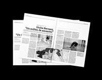 Newspaper   35 Milímetros   Fotografía Analógica