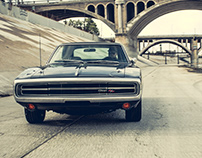 1970 CHARGER 440 SIXPACK