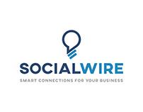 Socialwire • Brand Identity