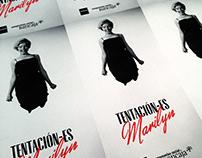 Bancaja Cultural Center. Tentación es Marilyn.