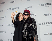 BE EDGY x ALLIE X SECRET GIG