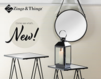 Home Decor- What's New eBook Fall 2018