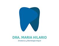 Dra. Maria Hilario - Identidad Corporativa