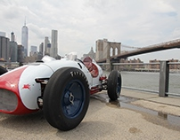 IndyCar Brooklyn Bridge