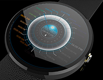 Reloj 3D Moto 360