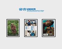 UNHCR - Web & BTL