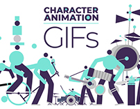 Character Animation GIFs