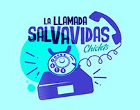CHICLETS - LLAMADA SALVAVIDAS