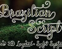 FREE Brazilian Script