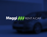 Maggi Rent a Car - Website