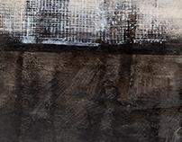 """""""Night shadows"""" 50x70cm"""