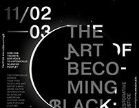 The Art of Becoming Black