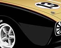 Smokey's 1968 Camaro