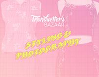 Trendsetter's Bazaar: Styling & Photography