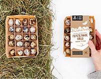 """Av """"our farms"""" branding with packaging"""