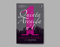 Book cover – One Fifth Avenue