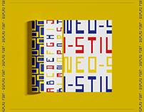 NEO-STIL - Free vector font