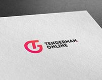 """Логотип """"Tendernan.Online"""""""
