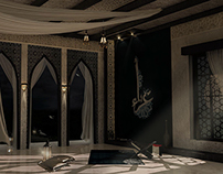 (Nook..Modern Islamic interior) 💙 بخاطــرى