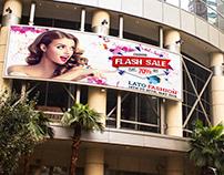 Billboard Ad Design