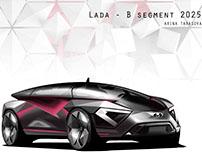 Lada b-segment 2025