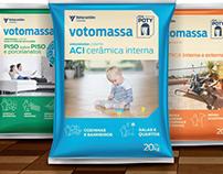 Packaging design for Votorantim