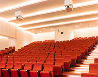 Swinburne University AMC Building Lecture Theatre