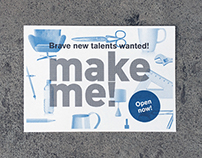 makeme! 2010–2015 identity