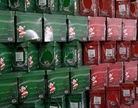 Packaging Design: CBA
