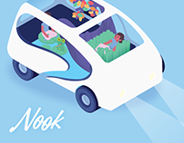 Nook: Autonomous Vehicle Design