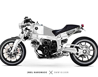 BMW K1200 Design.