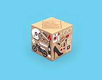 The Wooden Cube