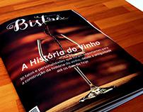 Projeto de Design - Revista de Gastronomia